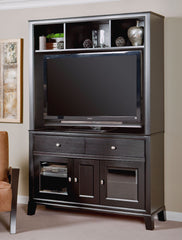 Downtown - Bow Front Flat Panel TV Stand