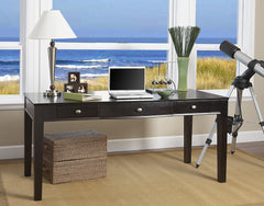 Downtown - Bow Front Writing Desk