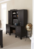 Downtown - Bow Front Credenzas