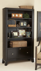 Downtown - Bookcase w/ Adjustable Shelves