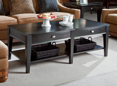 Downtown - Bow Front Rectangle Coffee Table