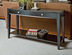 Downtown - Bow Front Sofa Table