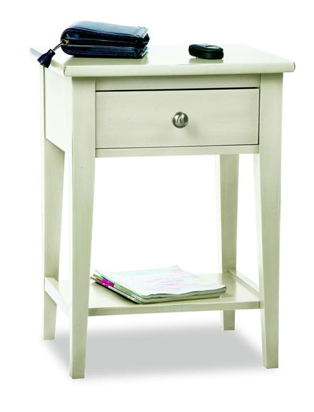 Solid Choices Collection - Transitional Open Night Stand