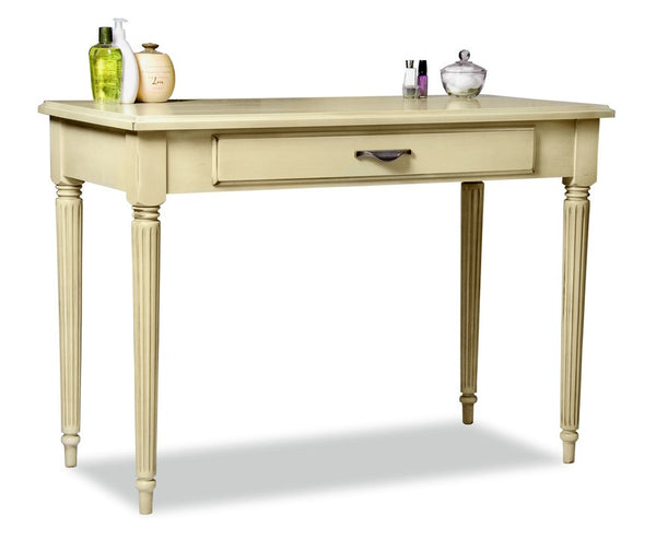 "Solid Choices Collection - 42"" Traditional Writing Table"