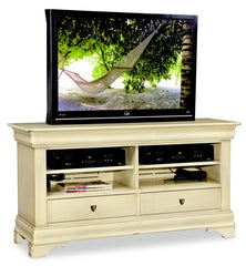 Solid Choices Collection - Transitional Plasma Console