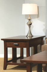 Solid Choices Collection - Westwood Drawer End Table