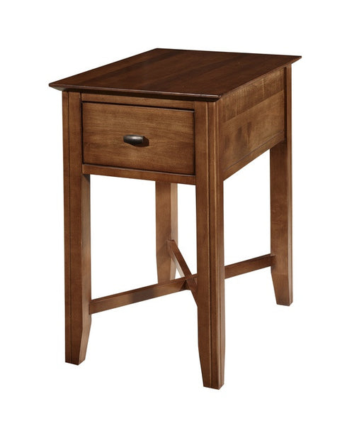 Solid Choices Collection - Eclectic End Table
