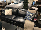 Kelstef Leather Sofa