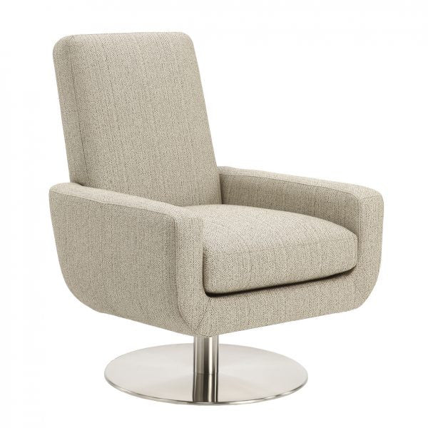 Lazar - Molise Swivel Chair