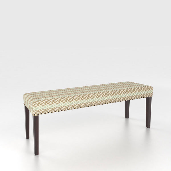 Canadel - Upholstered seat bench : BEN414B