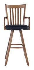 "Canadel - Champlain Swivel Barstool 30"" with arms : STO0119DSATT-30"