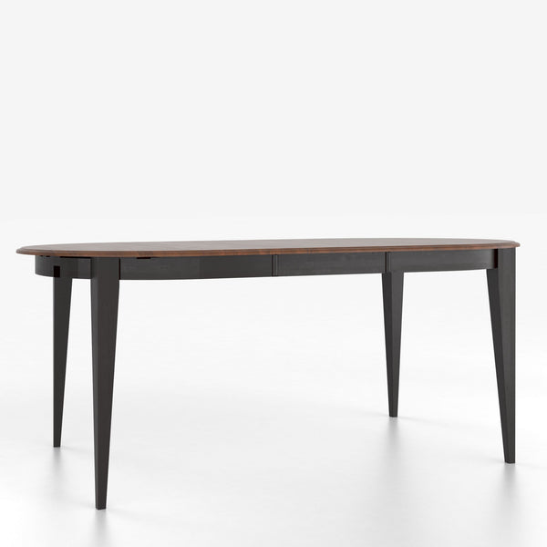 Canadel - Oval table with legs : TOV4868PH-1