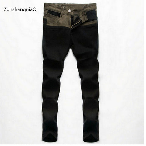Simple Mens Jeans