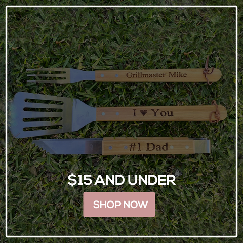 Father's Day Gifts, $15 and Under