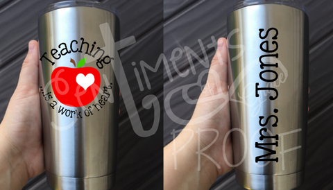 Teacher Cups