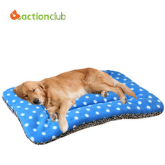 Actionclub New 2016 Dog House Beds Pets Beds Soft House For Dog Care Dog Products Pet Cats Mats Beds Pet ProductsHP162
