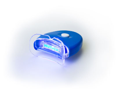 New Bright White Smile USA Made, FDA Compliant Teeth Whitening Kits Led Light