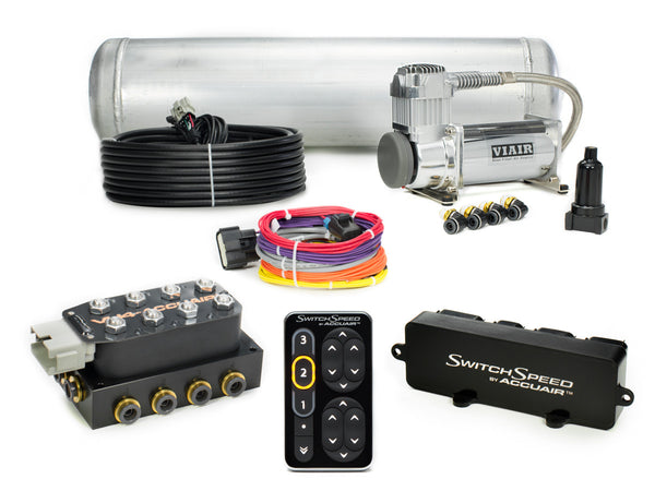 Accuair Switchspeed kit