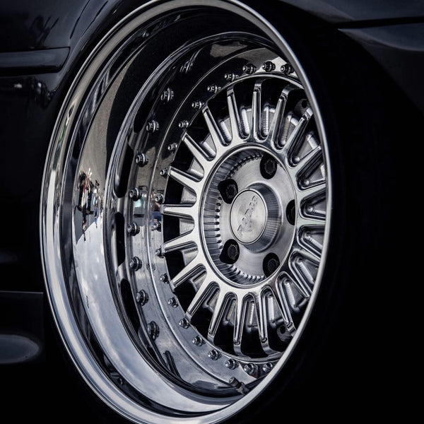 Rad48 Forged Multipiece wheels set