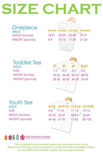 7 ate 9 Apparel Kids Best Year Ever Onepiece