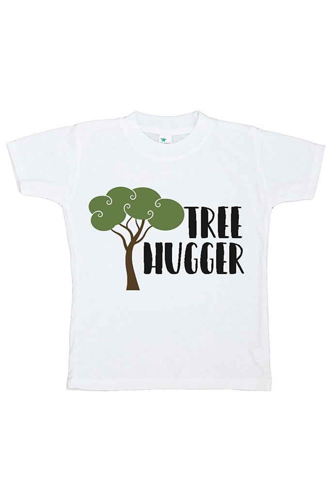 7 ate 9 Apparel Kids Tree Hugger Outdoors T-shirt
