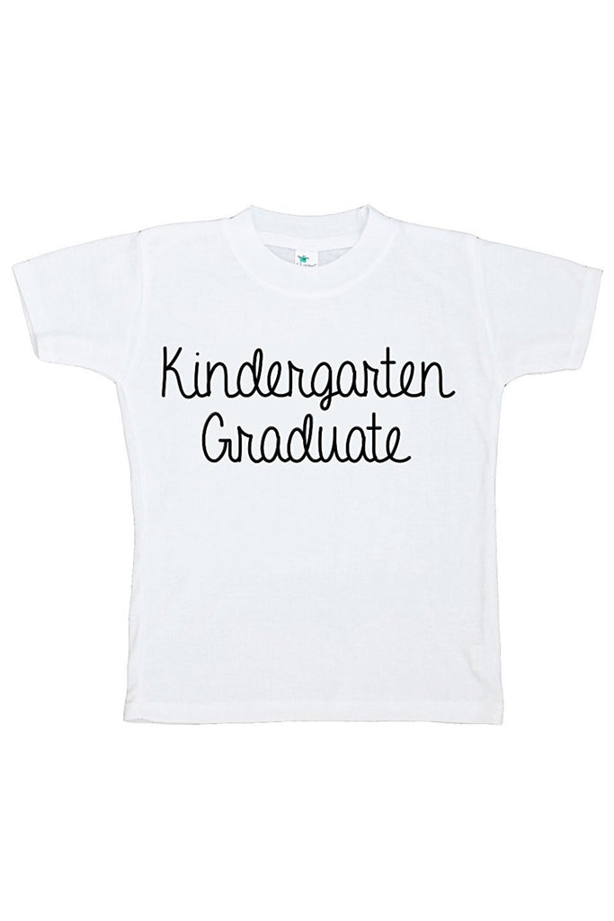 7 ate 9 Apparel Kids Kindergarten Graduate T-shirt
