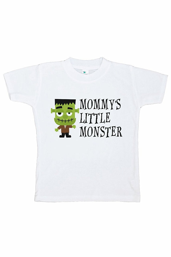 7 ate 9 Apparel Boy's Mommy's Monster Halloween T-shirt