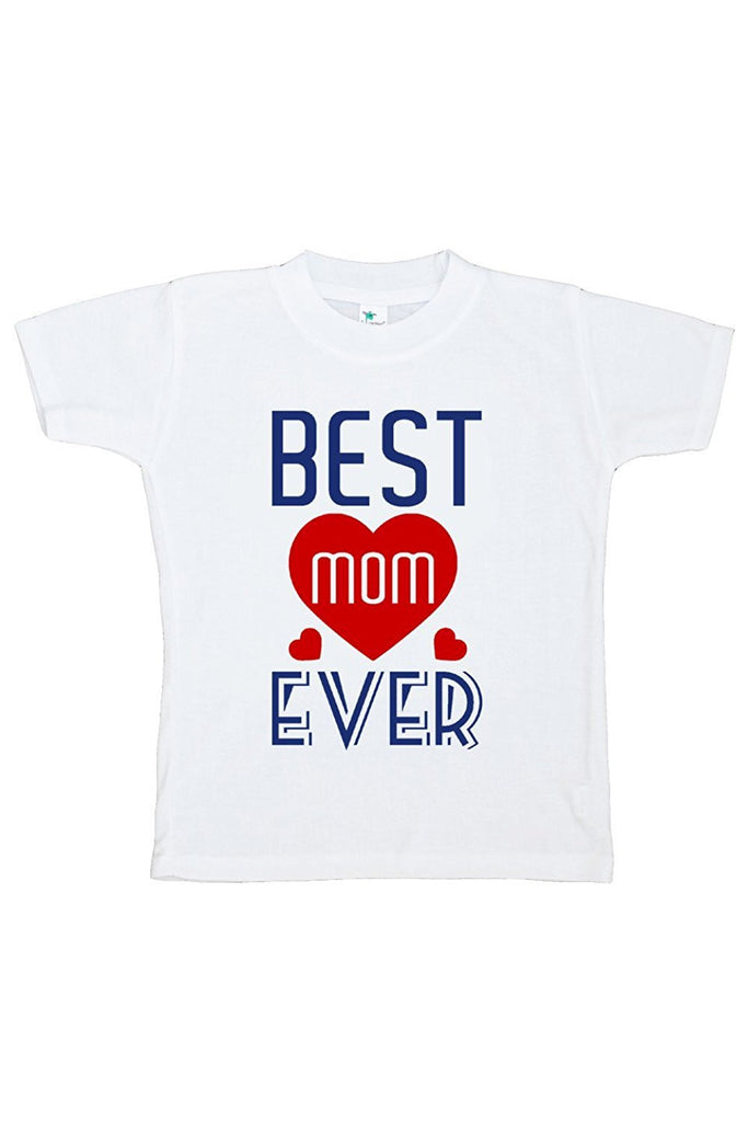 7 ate 9 Apparel Baby Boy's Novelty Mothers Day T-shirt