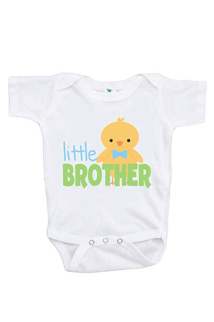 Little Brother - Baby Boy's Easter Onepiece
