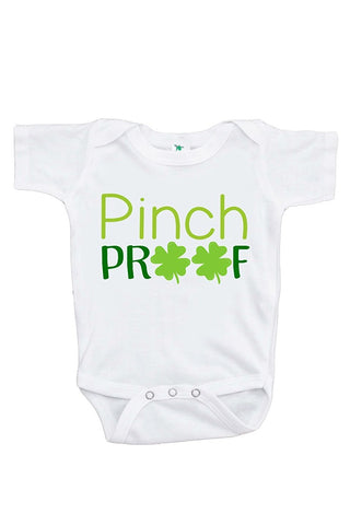 Custom Party Shop Unisex Baby's St. Patricks Day Onepiece