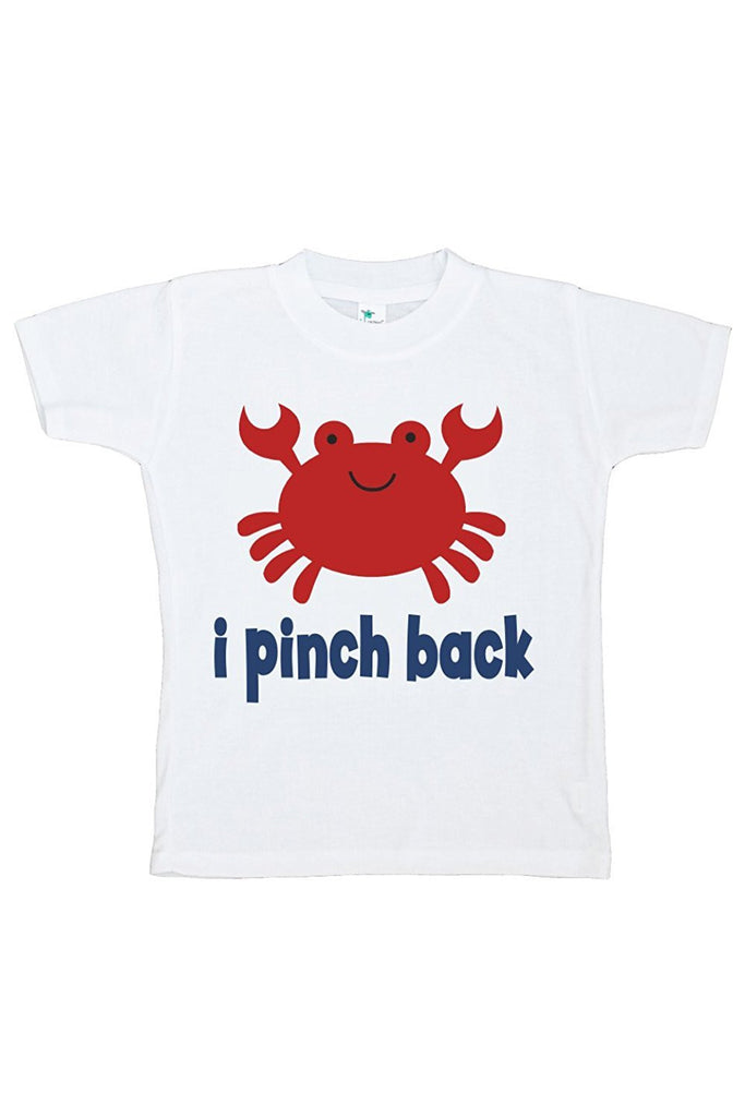 7 Ate 9 Apparel Baby Boy's Crab Summer T-shirt