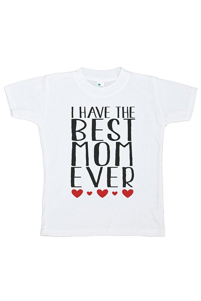7 ate 9 Apparel Unisex Baby's Novelty Mothers Day T-shirt