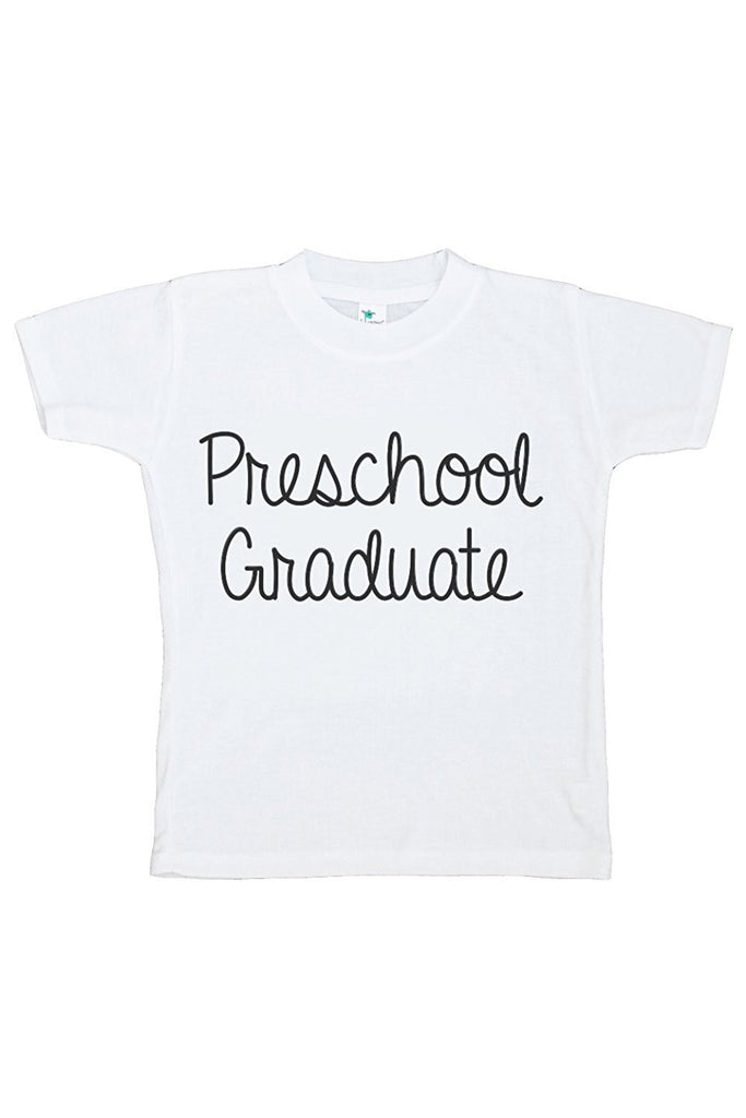 7 ate 9 Apparel Kids Preschool Graduate T-shirt