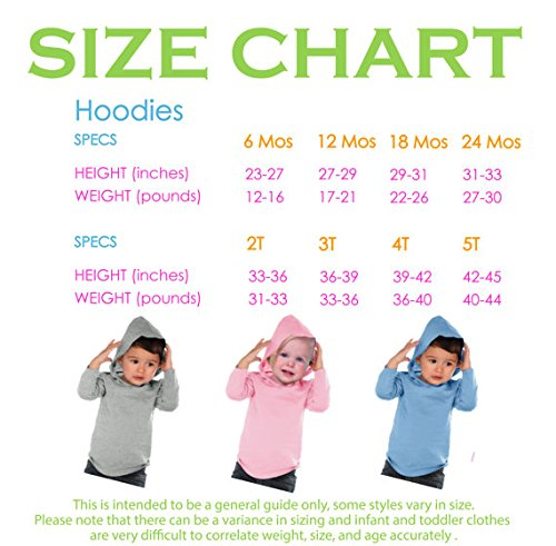 7 ate 9 Apparel Baby's Scary Cute Halloween Hoodie