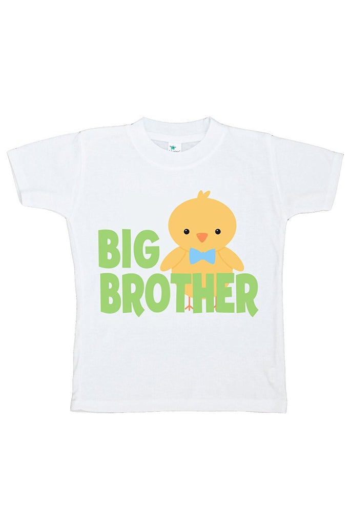 7 ate 9 Apparel Big Brother Boy's Novelty Easter Tshirt