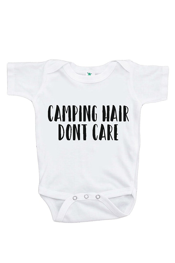7 ate 9 Apparel Baby's Camping Hair Outdoors Onepiece
