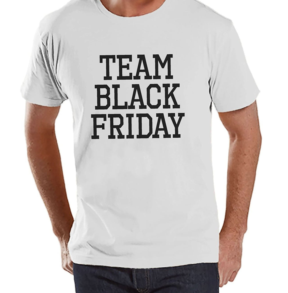 7 ate 9 Apparel Men's Team Black Friday T-Shirt