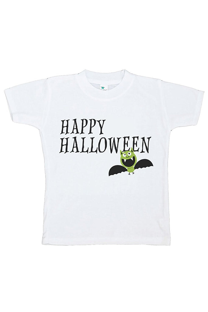 7 ate 9 Apparel Kids Happy Halloween Tshirt