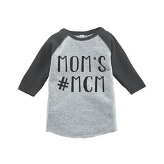 7 ate 9 Apparel Boy's Mom's #MCM Vintage Baseball Tee