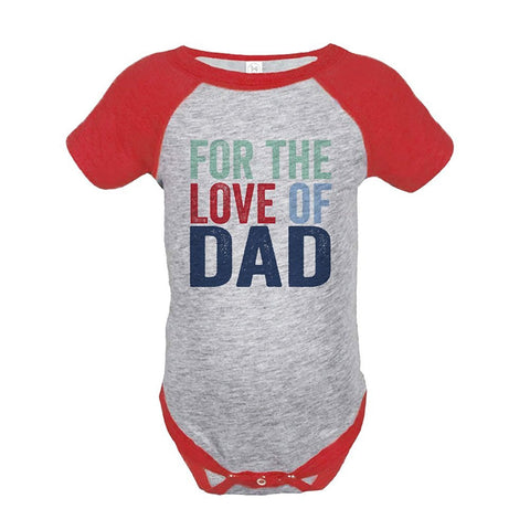 Custom Party Shop Boy's 1st Father's Day Onepiece