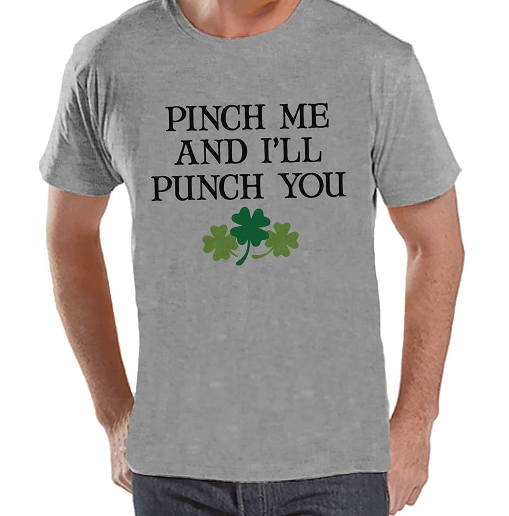 7 ate 9 Apparel Men's Funny St. Patrick's Day T-Shirt
