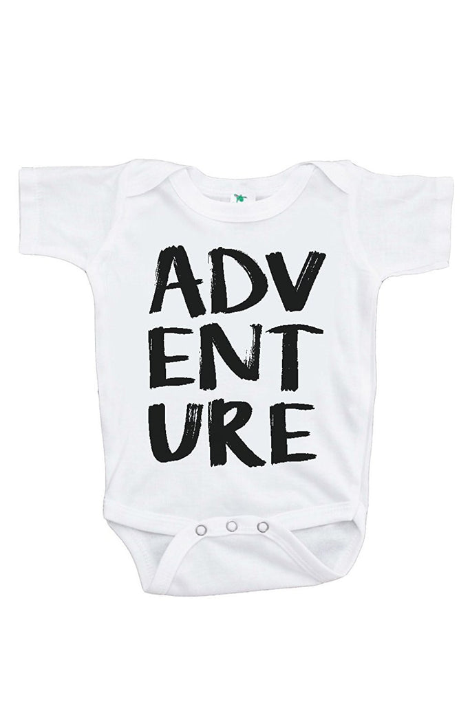 7 ate 9 Apparel Baby's Adventure Outdoors Onepiece