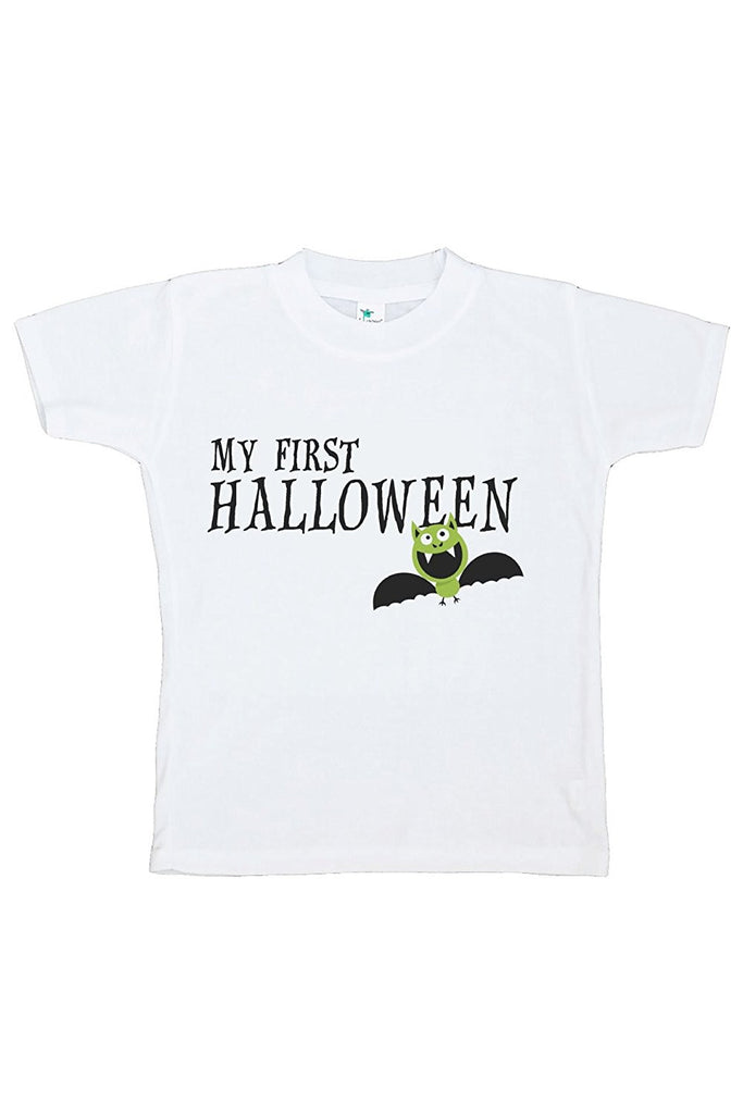 7 ate 9 Apparel Kids First Halloween Tshirt