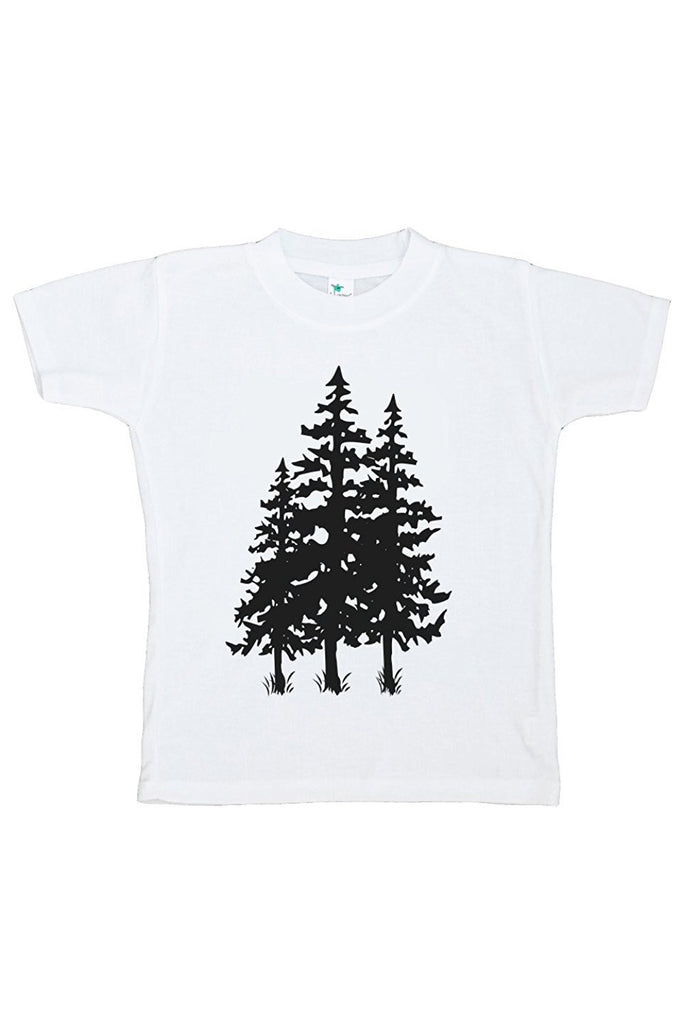 7 ate 9 Apparel Kids Trees Outdoors T-shirt