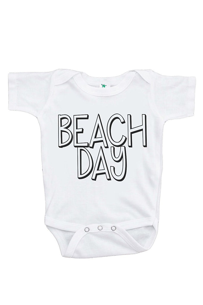 7 ate 9 Apparel Baby's Beach Day Summer Onepiece