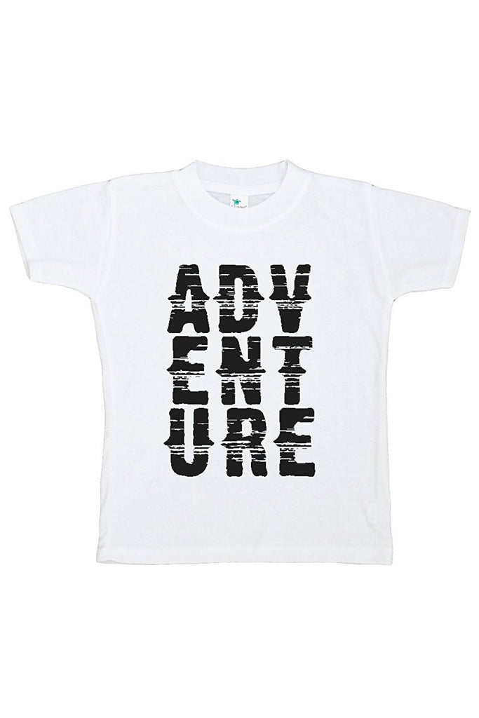 7 ate 9 Apparel Kids Adventure Outdoors T-shirt