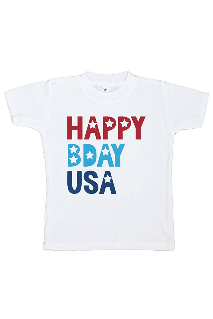 7 ate 9 Apparel Kids Funny Cake Birthday T-Shirt