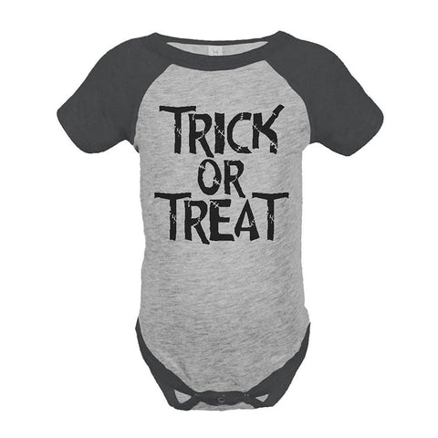 Custom Party Shop Baby's Trick or Treat Halloween Onepiece