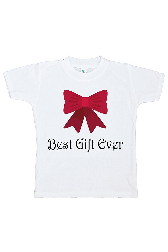 7 ate 9 Apparel Youth Best Gift Ever Christmas T-shirt