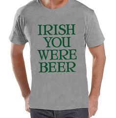 7 ate 9 Apparel Men's Beer St. Patrick's Day T-Shirt